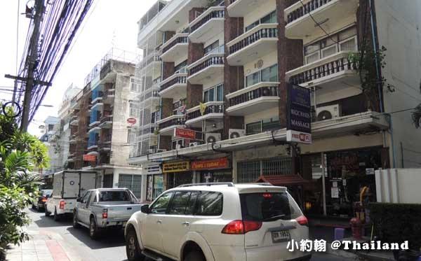 泰國曼谷- U Sathorn Bangkok曼谷沙通U渡假村飯店塞車.jpg