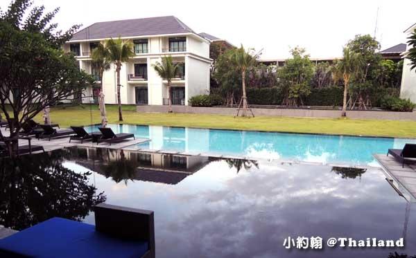 泰國曼谷- 泰國曼谷- U Sathorn Bangkok曼谷沙通U渡假村飯店泳池邊.jpg