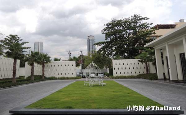 泰國曼谷- U Sathorn Bangkok曼谷沙通U渡假村飯店廣場.jpg