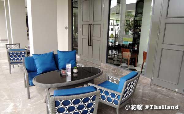 泰國曼谷-U Sathorn Bangkok曼谷沙通U渡假村飯店餐廳飲料吧.jpg
