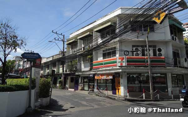 泰國曼谷-泰國曼谷- U Sathorn Bangkok曼谷沙通U渡假村飯店7-11