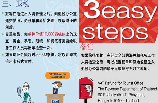 VAT泰國三步驟簡單辦理購物退稅Refund For Tourists2.jpg