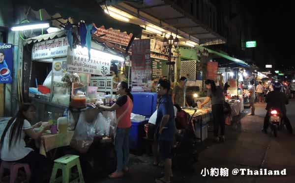 泰國曼谷泰式米粉湯,拉差粿條自製魚丸可口會跳@onnut安努站.jpg