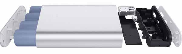 小米行動電源 10400 LG三星電芯全鋁合金2.jpg