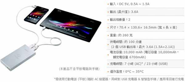 SONY CP-F10L 10000mAh 雙USB輕薄時尚鋁合金行動電源.jpg