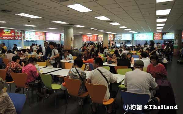 曼谷機場員工餐廳Magic Food Point美食街@曼谷蘇凡納布機場1樓Gate8C.jpg