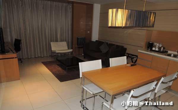 Anantara Bangkok Sathorn Hotel曼谷安娜塔拉沙通五星級公寓式飯店room1.jpg