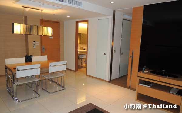 Anantara Bangkok Sathorn Hotel曼谷安娜塔拉沙通五星級公寓式飯店room2.jpg