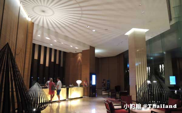 Anantara Bangkok Sathorn Hotel曼谷安娜塔拉沙通五星級公寓式飯店大廳