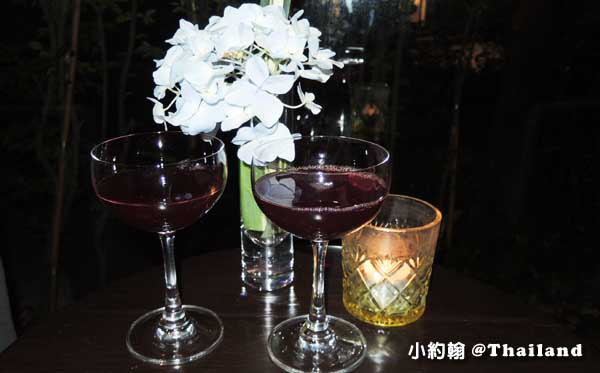 Anantara Bangkok Sathorn Hotel曼谷安娜塔拉沙通五星級公寓式飯店迎賓飲料