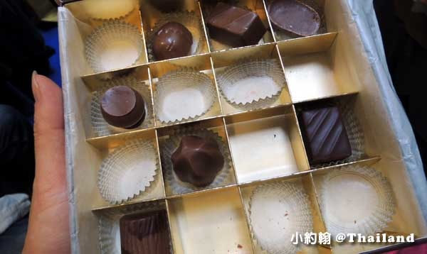 The Mandarin Oriental Shop曼谷東方文華下午茶之甜點店巧克力2.jpg