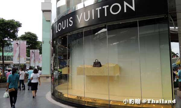 泰國曼谷GAYSORN蓋頌精品百貨@Chit Lom站LV LOUIS VUITTON2.jpg