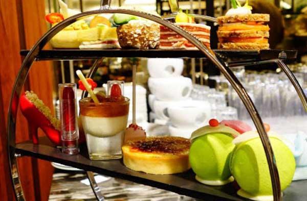 The Mandarin Oriental Shop 曼谷東方文華甜點店-蛋糕