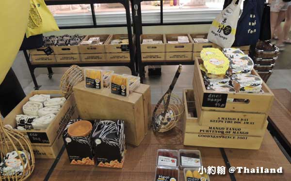 Mango Tango芒果冰淇淋,糯米飯-Asiatique曼谷河濱夜市6.jpg