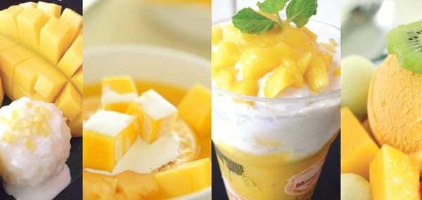 Mango Tango芒果冰淇淋,糯米飯@清邁曼谷排隊甜點2