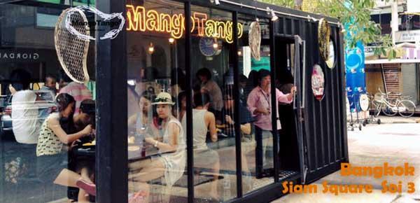 Mango Tango芒果冰淇淋,糯米飯@清邁曼谷排隊甜點3