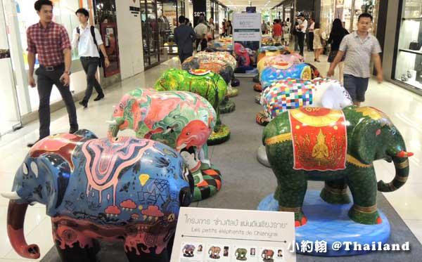 泰國曼谷- 泰國8天7夜旅遊(上)Central World plaza CHIANG RAI大象.jpg