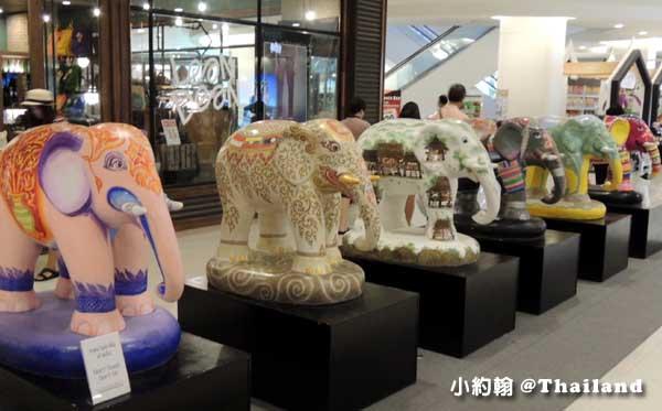 泰國曼谷- 泰國8天7夜旅遊(上)Let's petits elephants de Chiangrai.jpg