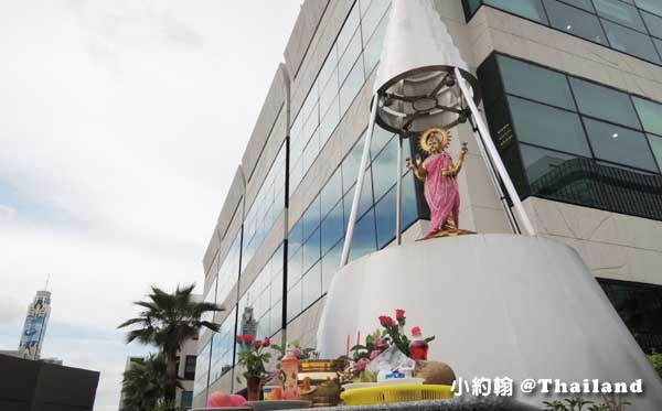 幸運吉祥女神 Goddess Lakshmi Shrine蓋頌Gaysorn Plaza四樓
