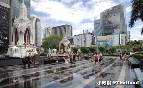 泰國曼谷- 泰國8天7夜旅遊(上)Central World中央世界百貨城-愛神象神.jpg