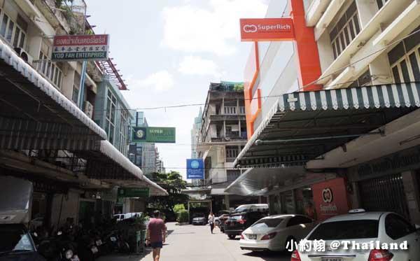 泰國曼谷- 泰國8天7夜旅遊(上) 橘色綠色Super Rich拿美金換泰銖