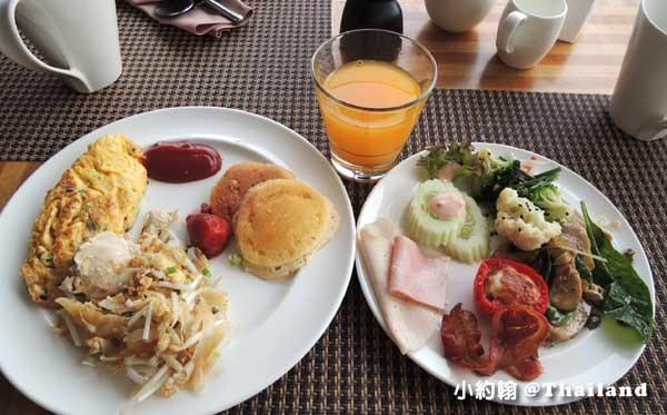 泰國曼谷- 泰國8天7夜旅遊第三天Anantara Bangkok Sathorn早餐