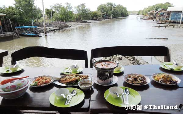 泰國8天7夜(下)綠色旅遊 Klong khone紅樹林生態保護區午餐.jpg