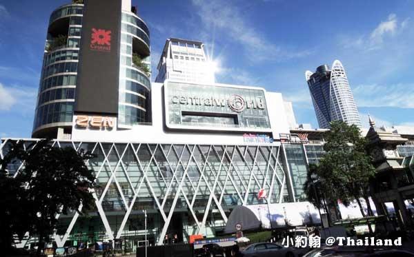 泰國曼谷-Central World中央世界百貨2015