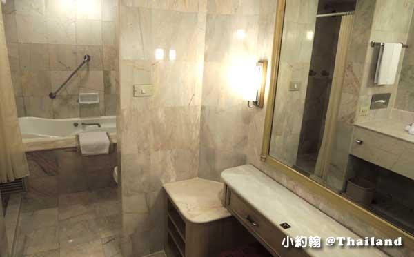 泰國曼谷Arnoma Grand Bangkok曼谷阿諾瑪飯店浴室2.jpg