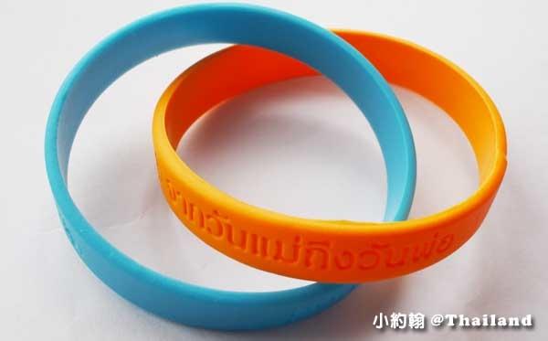 泰國星期顏色星期一至星期日七天代表顏色與彩色幸運手環