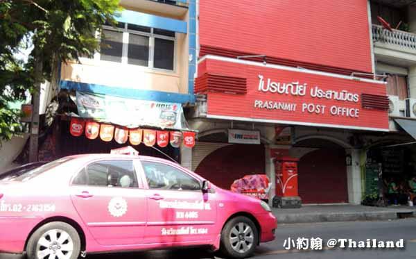 小約翰送明信片 從泰國機場寄明信片回台灣4.jpg