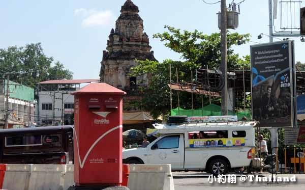 小約翰送明信片 從泰國機場寄明信片回台灣6.jpg