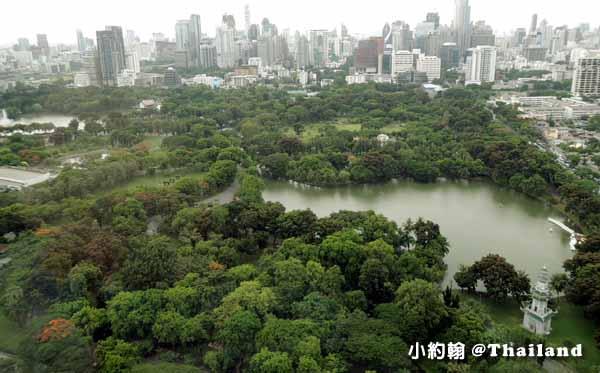 Sofitel So Bangkok Hotel索菲特曼谷五星飯店泰享受Lumphini Park公園景