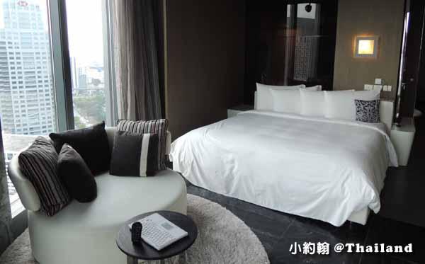 Sofitel So Bangkok Hotel索菲特曼谷五星飯店water水元素房間2.jpg