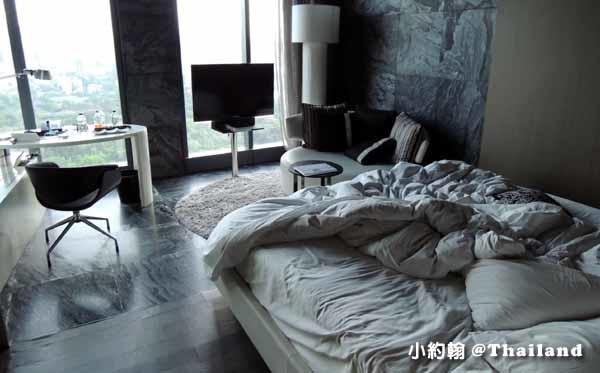 Sofitel So Bangkok Hotel索菲特曼谷五星飯店water水元素房間好好睡.jpg