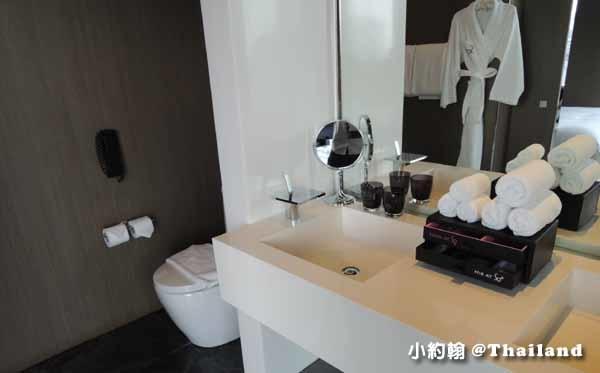Sofitel So Bangkok Hotel索菲特曼谷五星飯店water水元素洗手間.jpg