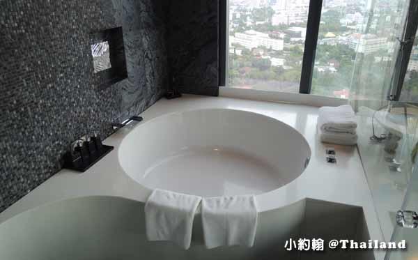 Sofitel So Bangkok Hotel索菲特曼谷五星飯店water水元素浴缸.jpg