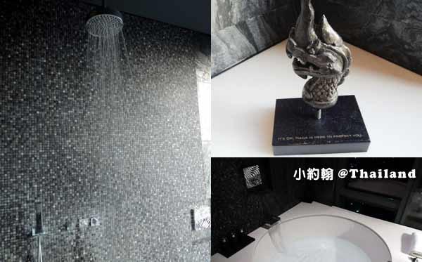 Sofitel So Bangkok Hotel索菲特曼谷五星飯店water水元素浴缸2.jpg