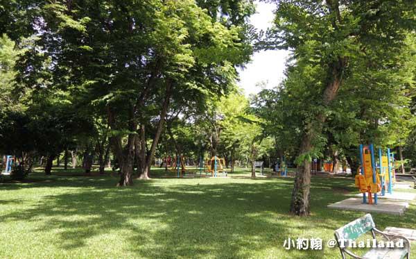 曼谷倫披尼公園Lumphini Park泰國版中央公園