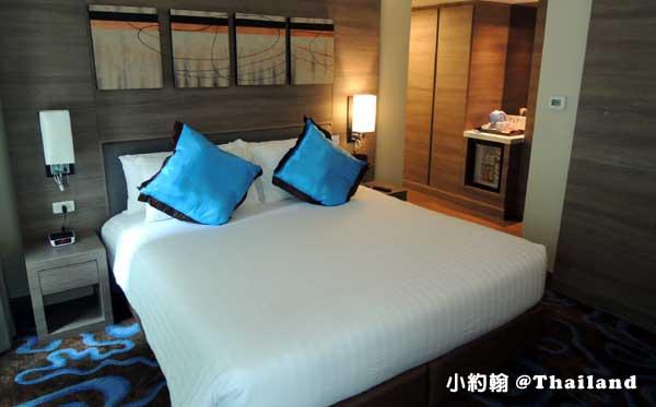 泰國曼谷飯店Citrus Sukhumvit 11柑橘商旅捷運Nana站ROOM1.jpg