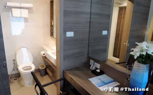 泰國曼谷飯店Citrus Sukhumvit 11柑橘商旅捷運Nana站ROOM4.jpg