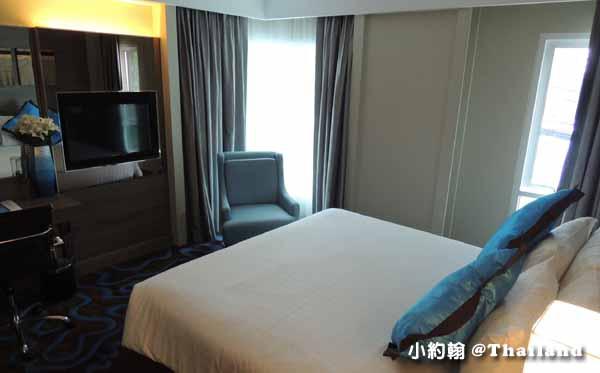 泰國曼谷飯店Citrus Sukhumvit 11柑橘商旅捷運Nana站ROOM3.jpg