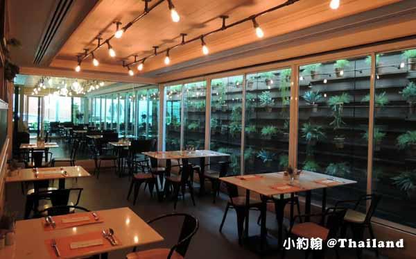 泰國曼谷飯店Citrus Sukhumvit 11柑橘商旅捷運Nana站早餐吧4.jpg
