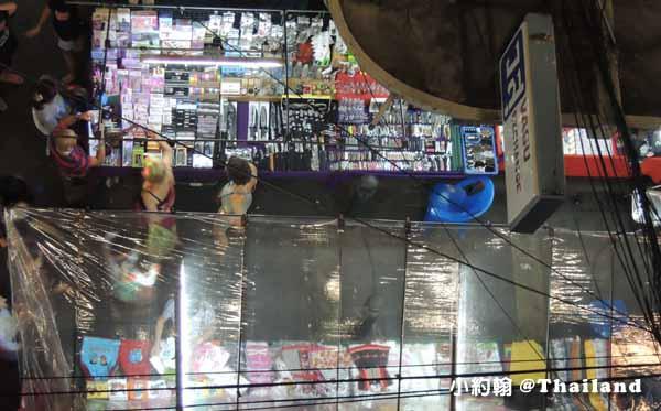 泰國曼谷飯店Citrus Sukhumvit 11柑橘商旅捷運Nana站夜市.jpg