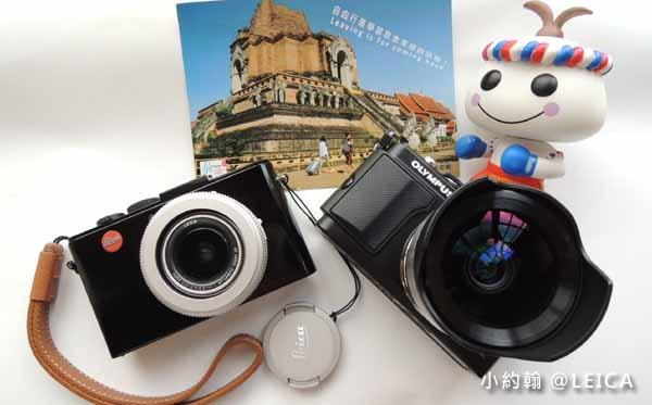 Leica D-LUX6德國萊卡pk Olympus E-PL5單眼相機.jpg