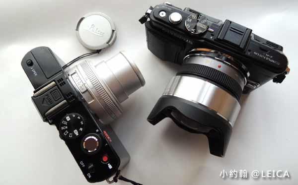 Leica D-LUX6德國萊卡pk Olympus E-PL5單眼相機2.jpg