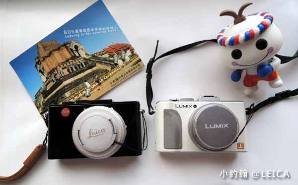 Leica D-LUX6德國萊卡pk Panasonic Lumix DMC-LX5.jpg