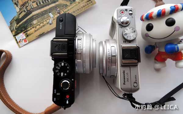 Leica D-LUX6德國萊卡pk Panasonic Lumix DMC-LX5-2.jpg