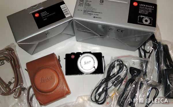 開箱Leica D-LUX6德國萊卡F1.4大光圈超越Panasonic LX7-1.jpg