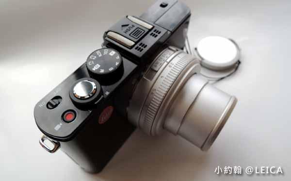 開箱Leica D-LUX6德國萊卡F1.4大光圈超越Panasonic LX7-2.jpg